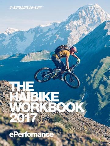 Haibike bikes 2017