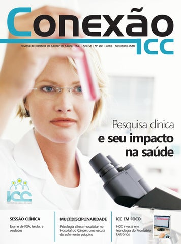 Revista Conexão ICC - 2ª Edição
