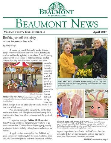 Beaumont News April 2017