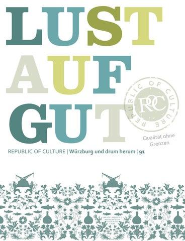 LUST AUF GUT Magazin | Würzburg Nr. 91