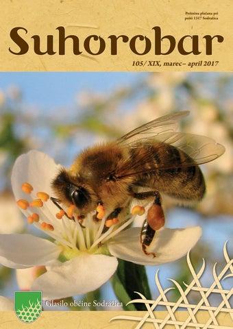 Suhorobar 105/ XIX, marec - april 2017