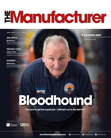 The Manufacturer April 2017