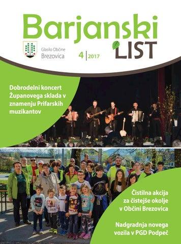 Barjanski list april 2017