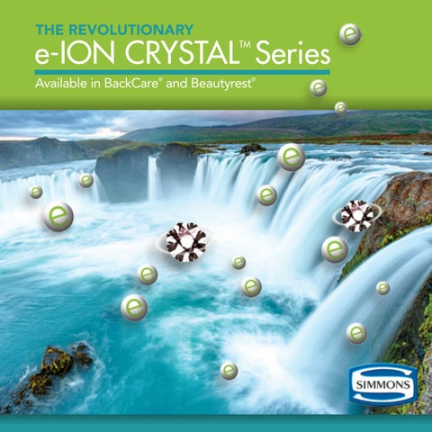 Simmons - e-Ion Crystal Brochure 2017