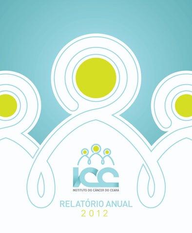 Relatório de Atividades ICC - Ano 2012