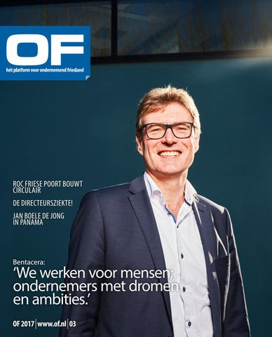Ondernemend Friesland editie 3 mei 2017