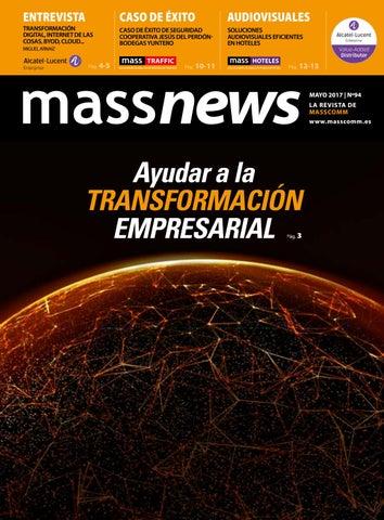 Massnews mayo 2017 on Issuu