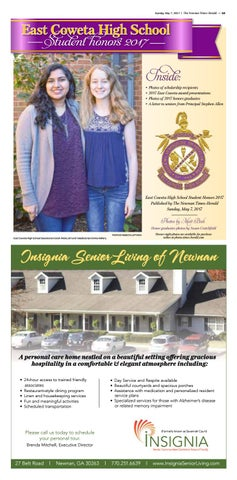 East Coweta High School Honors