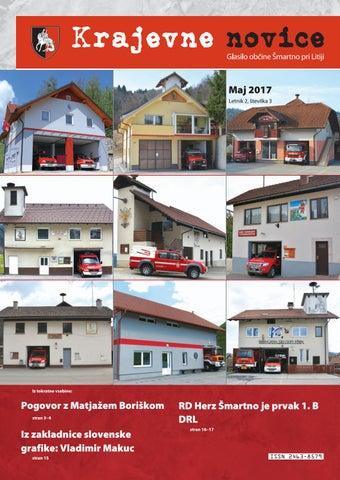 Krajevne novice maj 2017 (letnik 2, številka 3)
