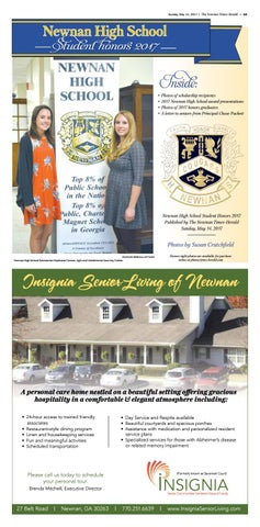 Newnan Honors 2017