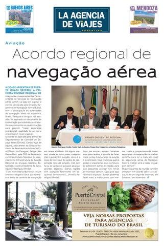 Primeira capa - Jornal PANROTAS 1270 Ladevi