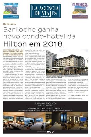 Quarta capa - Jornal PANROTAS 1268 Ladevi