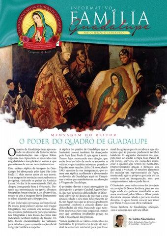 [Informativo Família Guadalupe – 17ª Edição]