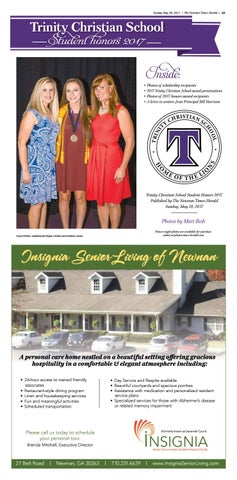 Trinity Honors 2017