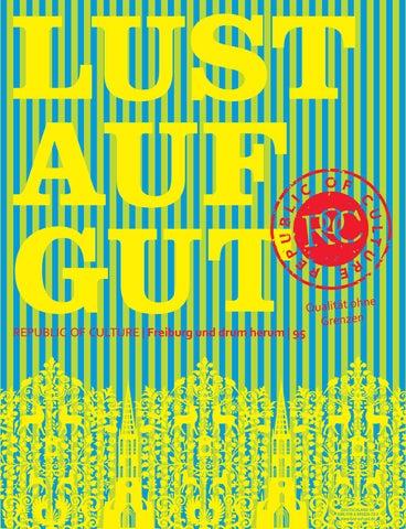 LUST AUF GUT Magazin | Freiburg Nr. 95