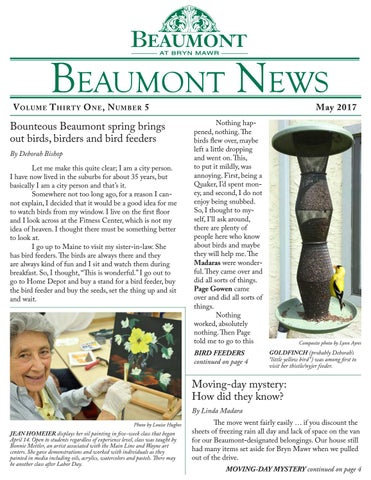 Beaumont News May 2017
