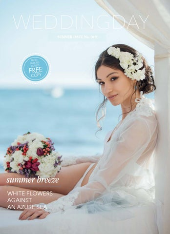 WeddingDay magazine - Wd 19 summerbreeze