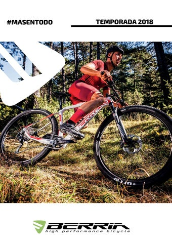 Berria Bikes 2018