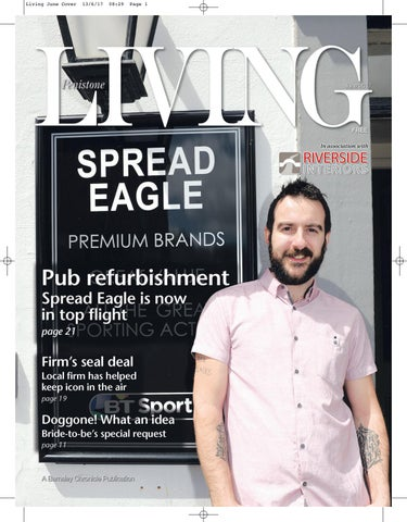 Front Cover Image for Penistone Living June 2017