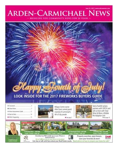 Arden-Carmichael News