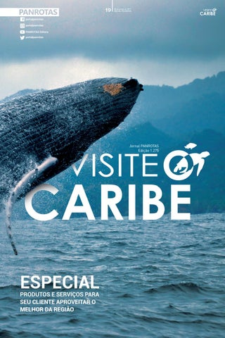 Visite o Caribe Junho