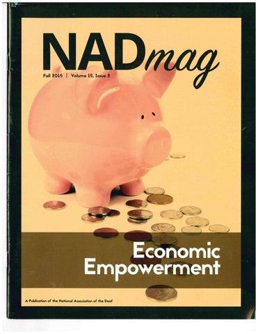 NADmag 2015 Vol. 15 Iss. 2