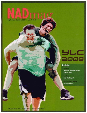 NADmag 2009 Vol. 9 No. 5
