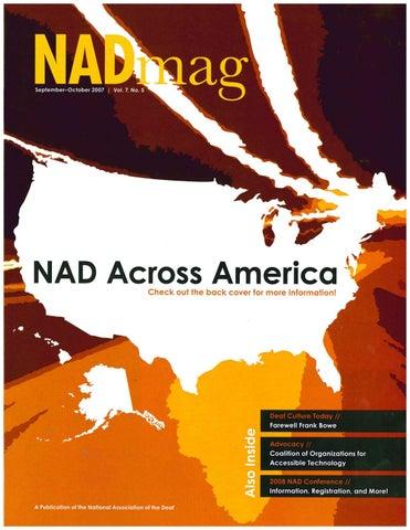 NADmag 2007 Vol. 7 No. 5