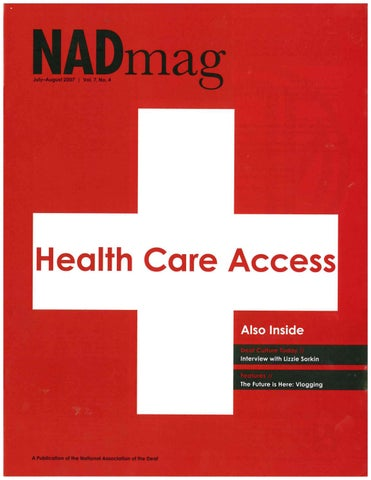 NADmag 2007 Vol. 7 No. 4