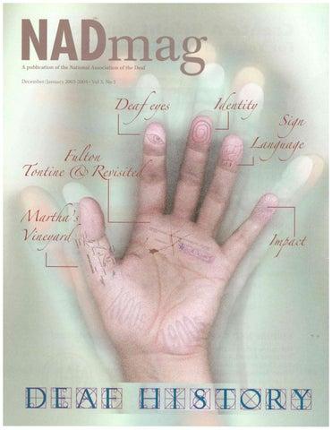 NADmag 2003 Vol. 3 No. 5