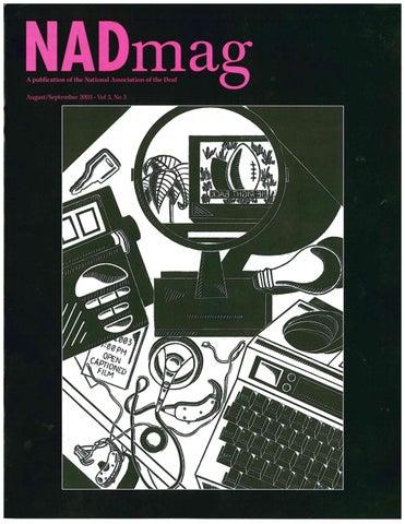 NADmag 2003 Vol. 3 No. 3