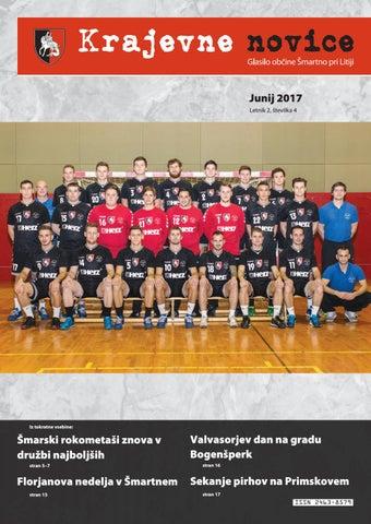 Krajevne novice junij 2017 (Letnik 2, številka 4)