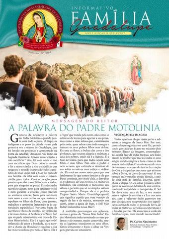 [Informativo Família Guadalupe – 18ª Edição]