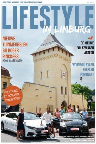 Editie Maastricht - Maasland - Juli 2017