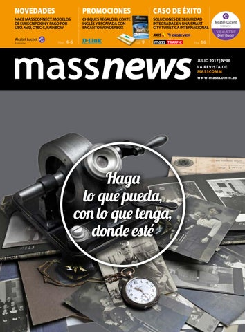 Massnews julio 2017 on Issuu