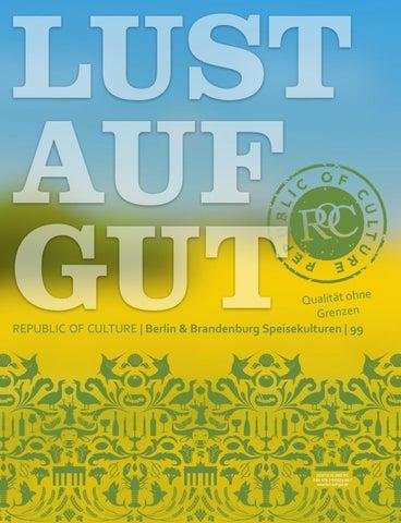 LUST AUF GUT Magazin | Berlin Nr. 99