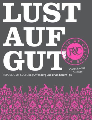 LUST AUF GUT Magazin | Offenburg Nr. 92
