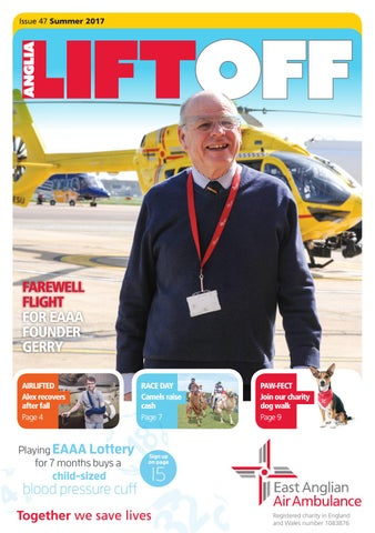 Anglia Lift Off Issue 47 Summer 2017 thumbnail