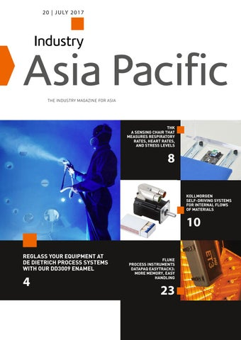 Industry Asia Pacific 20