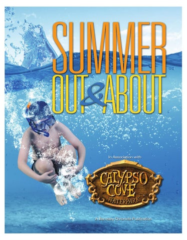 Front Cover Image for Barnsley Chronicle - Summer out and about Guide 2017