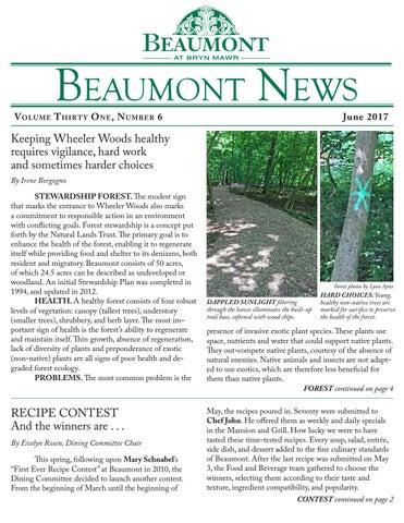 Beaumont News June 2017