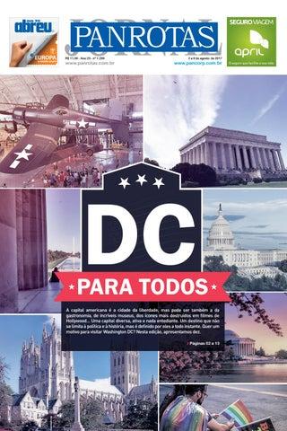 Quinta capa - Jornal PANROTAS 1.280