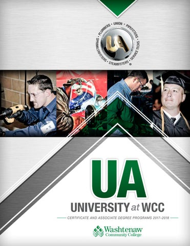 UA University @ WCC Brochure