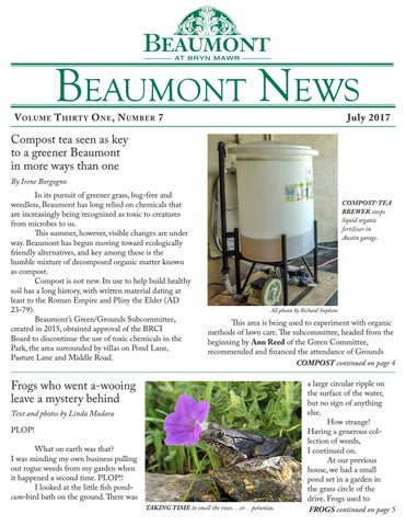 Beaumont News July 2017