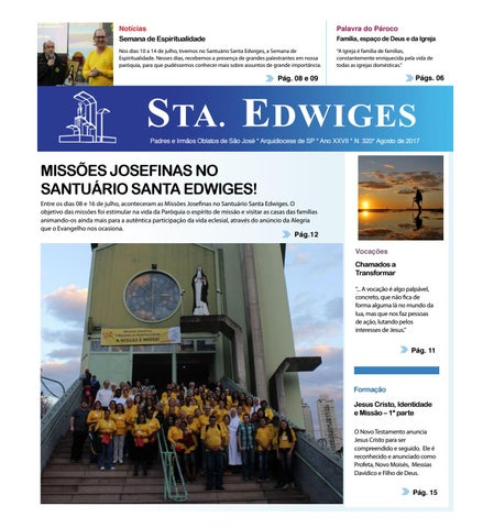 [Jornal Sta. Edwiges (Agosto/2017)]