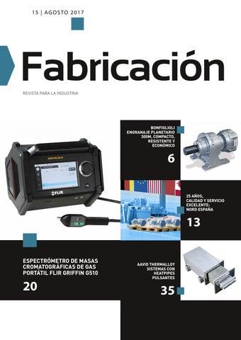 Revista Fabricación 15