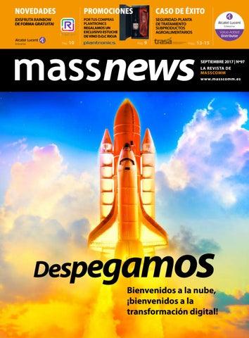 Massnews septiembre 2017 on Issuu