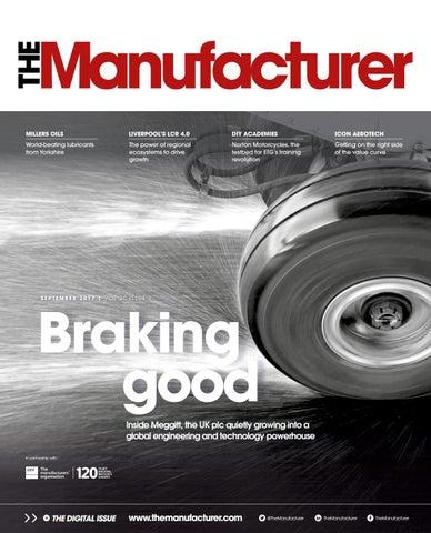 The Manufacturer September 2017