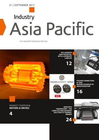 Industry Asia Pacific 21