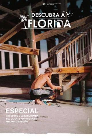 Segunda capa - Descubra a Flórida - Setembro